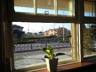 モンシエリ 窓から見える景色