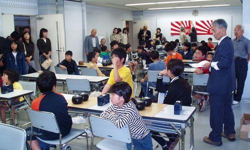第28回朝日少年少女囲碁名人戦