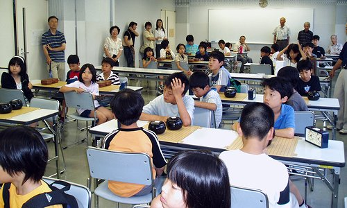 第4回文部科学大臣杯小中学校囲碁団体戦