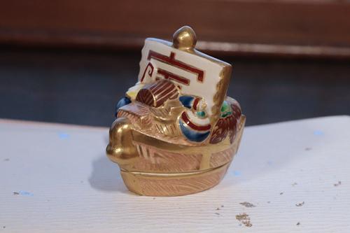 香合「宝船」