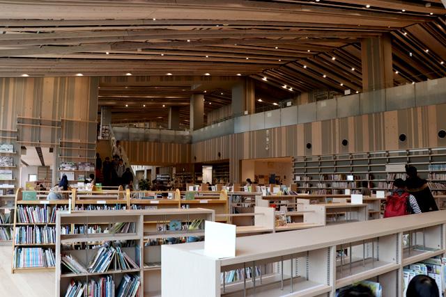 図書館 大津 市立
