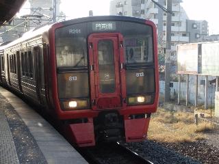 813系通勤電車
