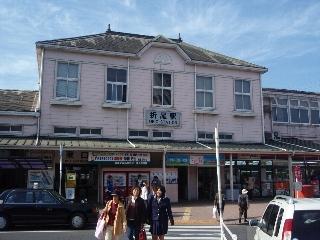 折尾駅本駅舎