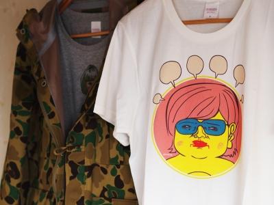 オリジナルTシャツ「プチプチブリーフ」