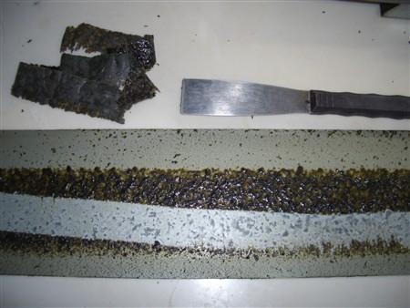 換気扇の掃除
