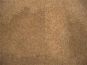 タイルカーペットの掃除