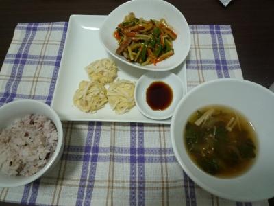 豆腐えびシューマイ
