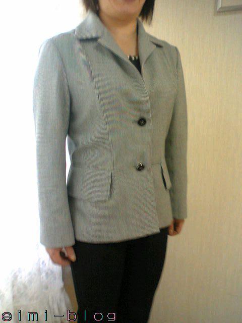 お母さんのジャケット
