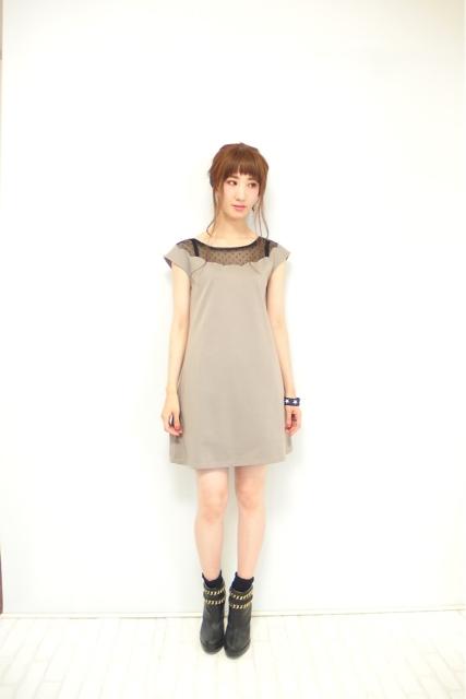 大人ガーリー系ファッション通販テンドレスエピーヌ ワンピース
