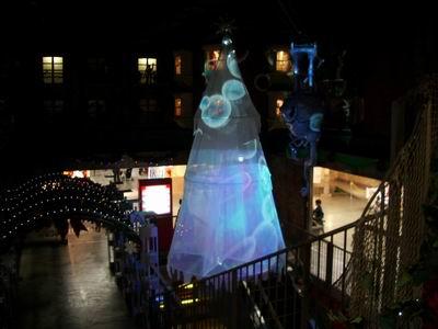 バンダイミュージアム −すっかりクリスマス−