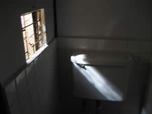 ひだまりのトイレ