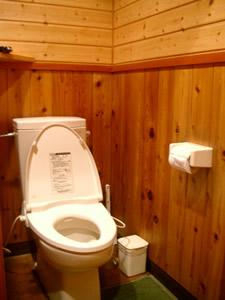 コメダのトイレ