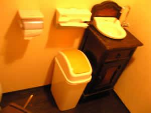 きななのトイレ
