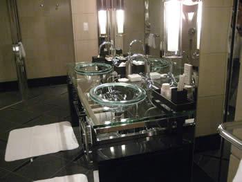 エクシブ京都のトイレ