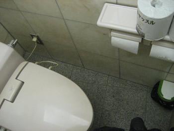 イノダコーヒのトイレ
