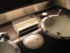 梅の花元町店のトイレ