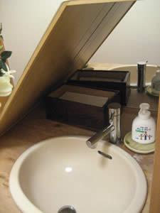利芭亭(リバティ) のトイレ