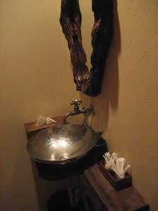 ボノカフェのトイレ