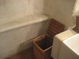 mumokutekiカフェのトイレ