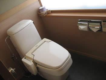 うぶやのトイレ