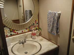 オリーブハウスのトイレ
