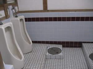 あしびののトイレ