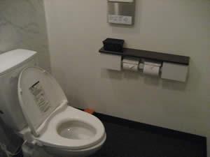 ワイズカフェのトイレ