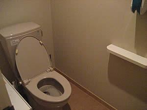 テ・コンセプシオンのトイレ