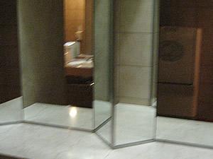 仙台ホテルのトイレ