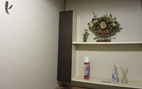 綾綺殿 (りょうきでん)のトイレ