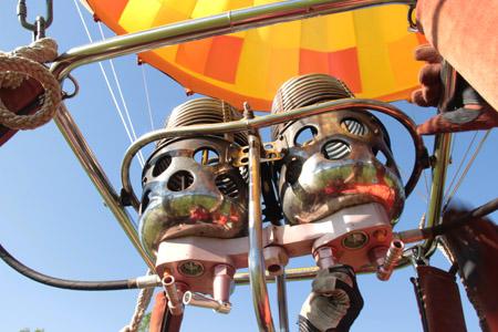 熱気球バーナー
