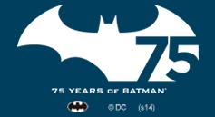 バットマン75周年記念公式サイト