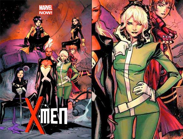X-MEN #1 (2013)
