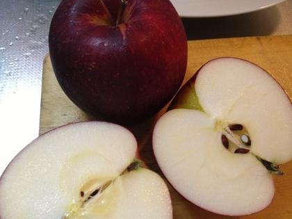 らでぃっしゅぼーやのリンゴ