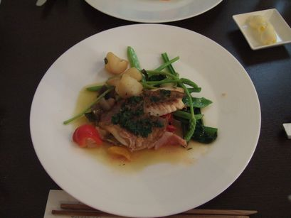 そうりの食卓 魚料理