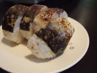 鯖寿司がおいしそうすぎる