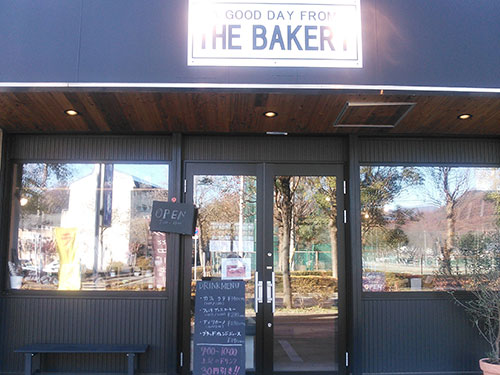 THE BAKERY入口