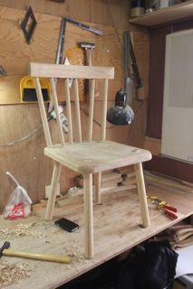 木工椅子20130805-1