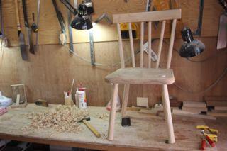 木工椅子20130805-2