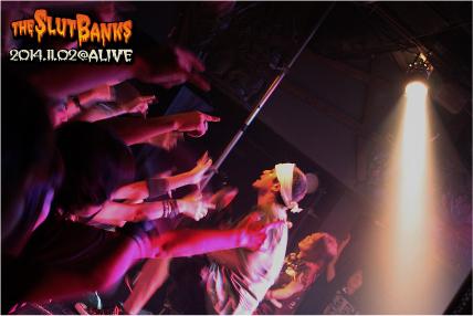 20141102 心斎橋Club ALIVE