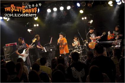 20141115@西川口Hearts