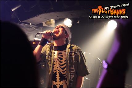 20141127@新潟GOLDEN PIGS