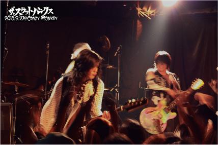 20150927@札幌Crazy Monkey