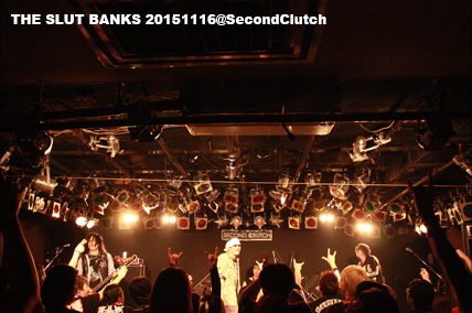 20151116@広島SECOND CLUTCH
