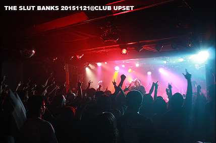 20151121@名古屋CLUB UPSET