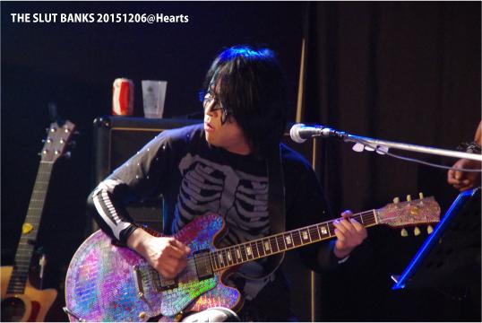 20151206@西川口Hearts
