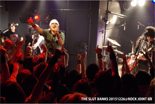 20151226@吉祥寺ROCK JOINT GB