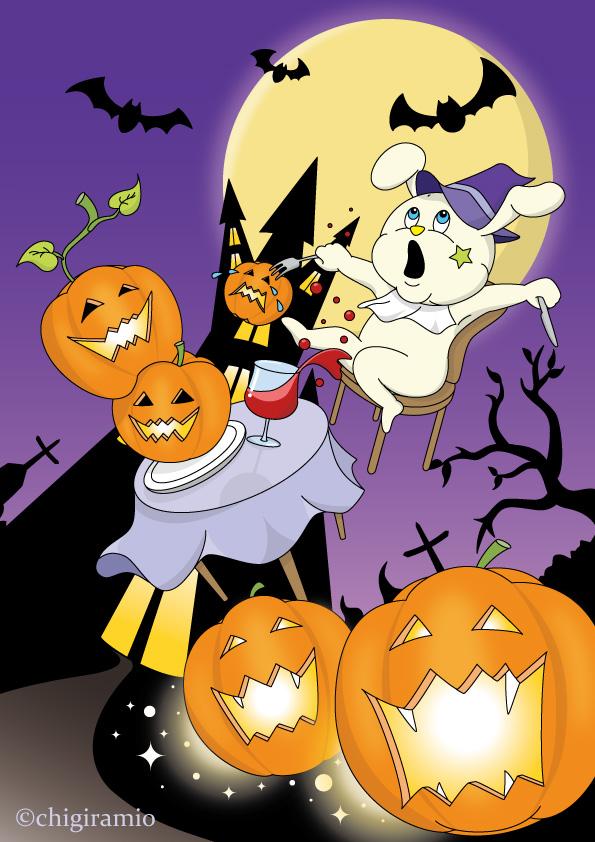 かぼちゃの親心