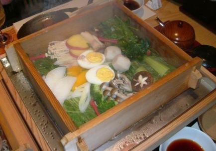 せいろ蒸(野菜)