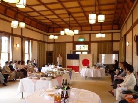日仏協会(懇親会)